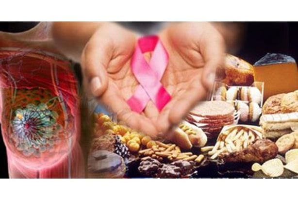 سرطان الثدي عند النساء:بعض الأطعمة التي تزيد من سرطان الثدي